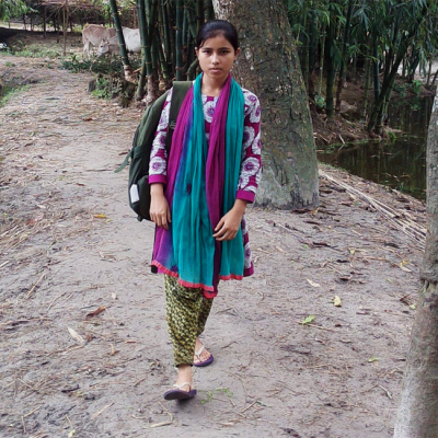 Scholarship for an Underprivileged Child in Bangladesh