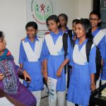DCI's Director Dr. Nina Hoque's Visit to SCSP Home